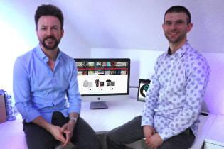 GraphicModa.com Co-Founders